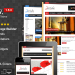 Premium WordPress Theme Jarida
