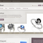 Premium Wordpress Theme Artificer