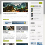 Premium Wordpress Theme Busy Bee