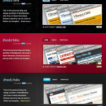 Premium Wordpress Theme FreshFolio