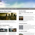 Wordpress Premium Theme Meta-Morphosis