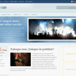Premium Wordpress Theme Open Air
