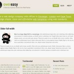 Premium Wordpress Theme Over Easy