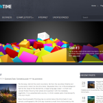 Premium Wordpress Theme Designtime