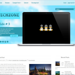 Wordpress Premium Theme Techzone
