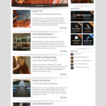 Premium Wordpress Theme iChatter