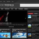Premium Wordpress Theme NextVideo