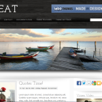 Premium Wordpress Theme Heat