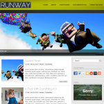 Premium WordPress Theme Runway