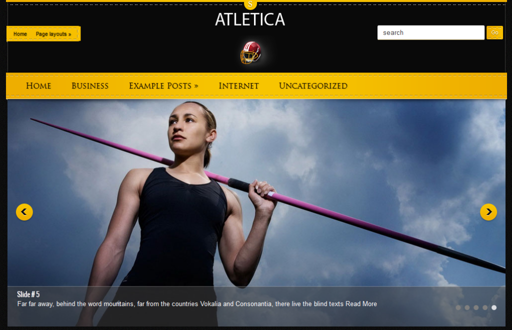 wordpress_theme_atletica