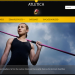 Premium Wordpress Theme Atletica
