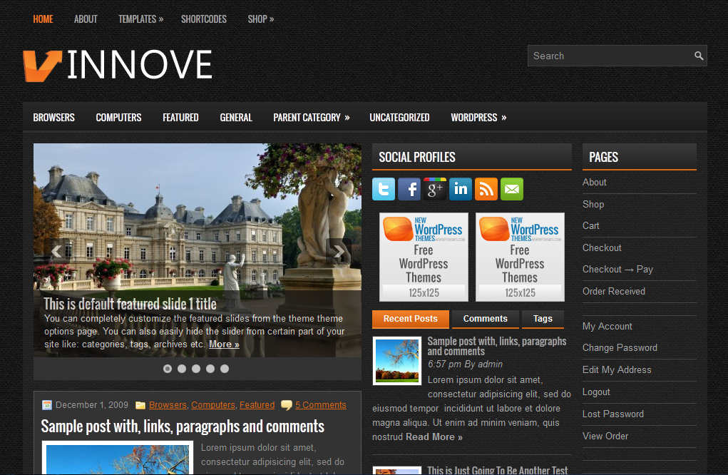wordpress_theme_innove
