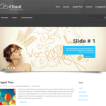 Premium WordPress Theme Cloud