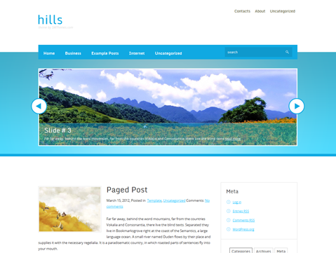 hills_wordpress_theme