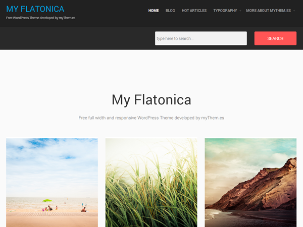 my_flatonica_wordpress_themes
