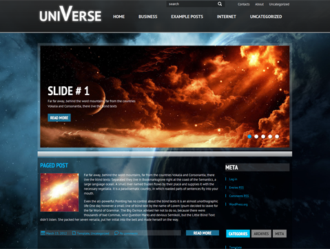 universe_wordpress