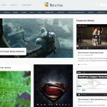 Premium WordPress Theme Neutro