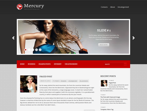 Premium-Wordpress-Theme-Mercury
