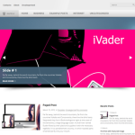 Premium Wordpress Theme Dapple