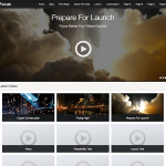 Premium Wordpress Theme Focus