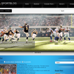 Premium WordPress Theme SportBlog