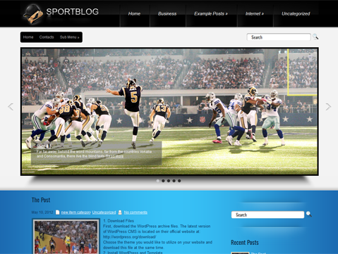 sportblog_wordpress_theme