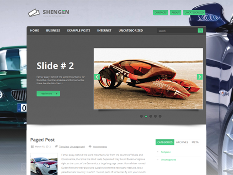 shengen-wordpress-car-theme